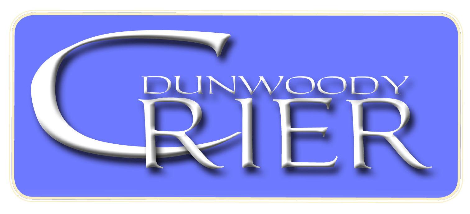 the dunwoody crier logo