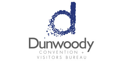 dunwoody convention and visitors bureau logo